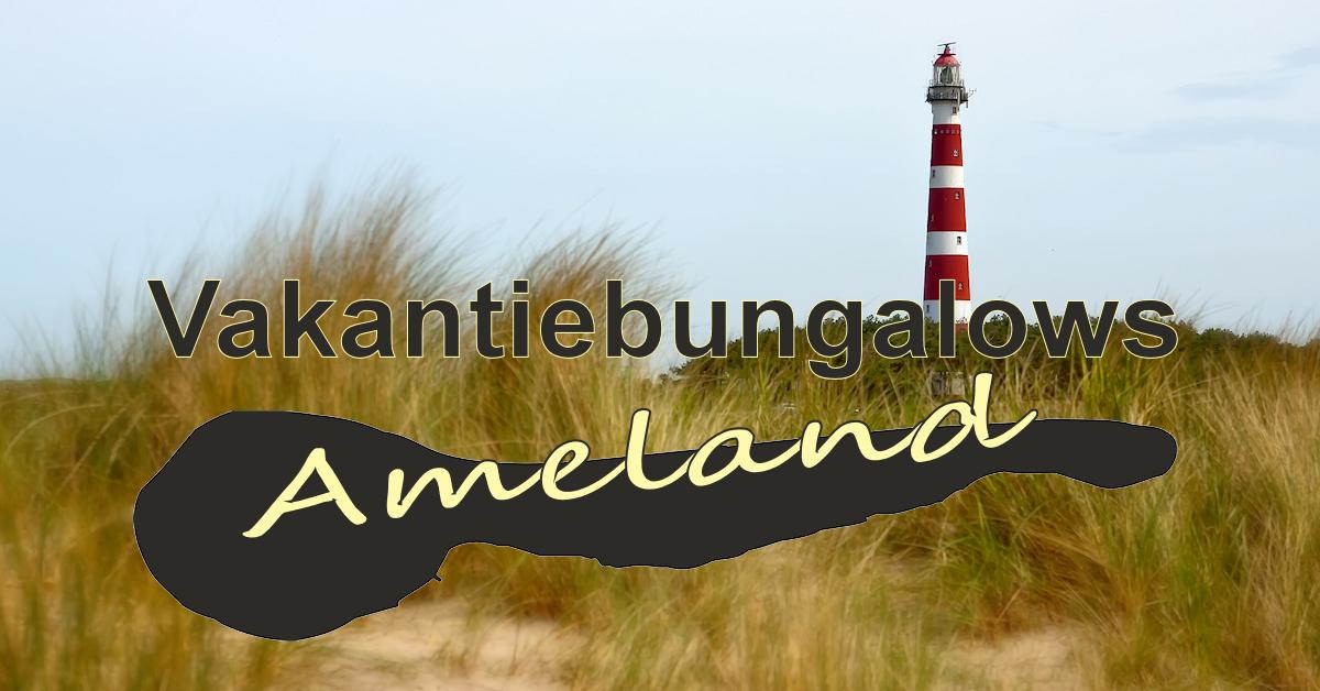 (c) Vakantiebungalowsameland.nl