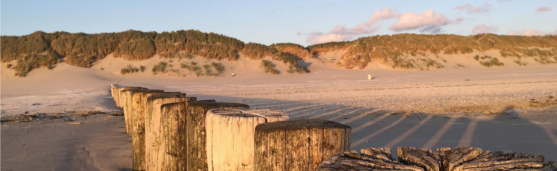 Strand Ameland - Vakantiebungalows Ameland