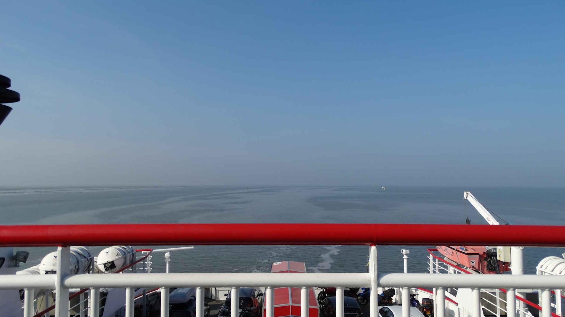 Vakantiebungalows Ameland - Veerboot Sier